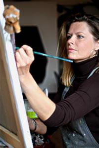 Janet Korpershoek voor Galerie Korpershoek